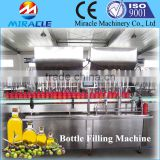 High speed best selling 4 heads Glass bottle Olive oil filling machine (0086 13603989150)                                                                         Quality Choice