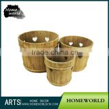 Hot Sale China Supplier Wooden Beer Wine Barrel