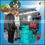 China Professional poultry feed processing machines manufacturer factory Diesel or Electric poultry feed pellet maker machine