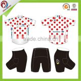 wholesale custom sublimation cheap China cycling jersey, cycling clothing/cycling wear
