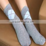 2015 hot sale girls warm socks for girls bright color socks knee high cotton socks                                                                         Quality Choice