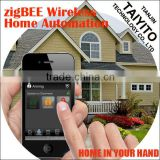TYT Home Automation System Manufacturer for Android IOS Control zigbee smart home control