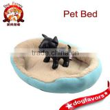 2014 New Hot selling Pet Dog Cat cotton Bed House Nest Warmer Soft Beds Sleep Luxury House Gift 5 colo