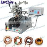 automatic micro-metal toroid core winding machine(SS900B6 series final coil OD 10~80mm) replace RUFF toroidal winder