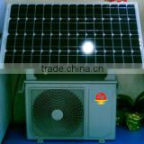 High energy saving On-grid DC inverter solar air conditioner , split wall mounted type air conditioners