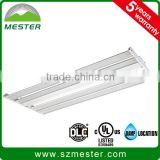 High quanlity Dimmable 2X4 FT 320w LED Linear High Bay Lighting Fixture replace 1000w MH