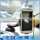 Universal portable phone battery wireless car charger