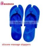 soft silicone slippers massage function slippers                                                                         Quality Choice