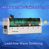 SMT PCB equipment wave soldring machine for Led assembly