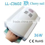 2015 New Lamp Nail Curing 36w UV Lamp Nail