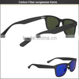 Best quality! Full Toray real carbon sunglasses , light weight carbon fiber sunglasses for gift item