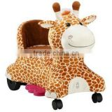 Cute new design animal ride on toy, electric ride on animals,animal toys scooter