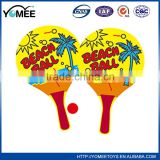 Entertainment product adult beach rackets