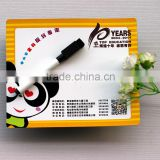 Eco-friendly children dry eraser writing board
