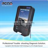 2014 hot sale FCAR F3-W car diagnostic scanner for trucks , for Nissan UD , Hino , Volvo & Delphi , Denso , Bosch engine