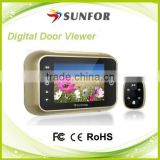 Clear active/automatic door bell sound & dog barking