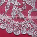 Net Embroidery Fabric Design