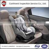 child safety car seat,baby car seats belt,inspection services,factory inspection,preshipment inspection,during production inspt