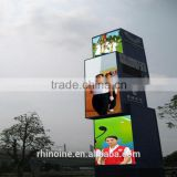DIP570 led electronic advertising screen full color p6 indoor full color led display panel