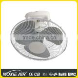 "16"" electric oscillating orbit fan"