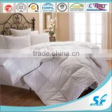 Manufacturing elegant bed comforter quilts set bedding goose down quilt/down feather comforter quilt duvet for
