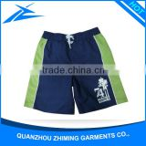 Design Your Own Swim Trunks Breathable Short Pants Custom Wholesale Boardshorts Beach Pants