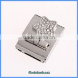 Wholesale High Quality Rhinestone Magnetic Buckle Clasps For Bracelets PMC-M087