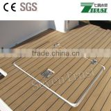 Marine Boat Yacht Synthetic Teak PVC decking for boat