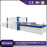 hot press machine plywood , automatic wood laminate machine , vacuum melamine laminate press machine