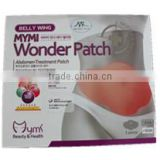 Mymi belly slimming patch wonder patch South Korea big belly slimming patch quality product