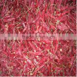 2012 Best selling of dried red chili peppers