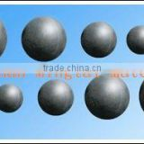 High chrome ball, High hardness, low broken rate,Tangshan Mingtai professional manufacturers.