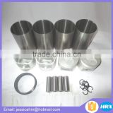 forklift parts for Kubota V2003 engine cylinder liner kits