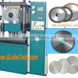 Diamond Cutting Disc Making Machine, CBN Cutter Making Machine, Diamond Waw Blade Production line