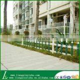 used plastic bamboo garden fence