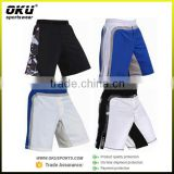Custom printing blank mma shorts wholesale, Custom mma shorts printing