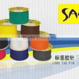 Plastic Staple pin roll S-25