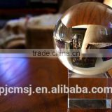 beautiful personalized magic crystal ball for business gift ,souvenir
