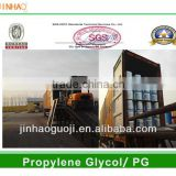 tech grade/pharmaceutical grade 99.5% Propylene Glycol/PG antifreeze manufacturers for paint
