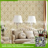 good embossed vinyl wallpaper for hotel, home