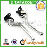 China suppiler motorcycle spare parts cnc lever for125 150cc gas scooter