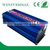 3kw pure sine wave power inverter with 40A 48V solar charger controller supplying 300w to 10kw 12v dc wind generator