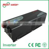 Hot!!! CE SONCAP approved pure copper transformer inside 4000w 5000w 6000w off grid solar power inverter with charger