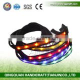 QQ Pet Factory 2015 Hot Selling Led Dog Leash