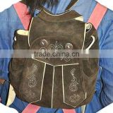 2013-1008 backpack bag, heart bag , trachten bag , bavarian bag , oktoberfest bag , oktoberfest bag