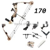 China Hot Sale Compound Bow 170