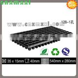 128holes PVC&PS seed tray for wholesale