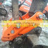 hitachi zx350lch China supplier original excavator bucket Quick Hitch Coupler /excavator spare parts