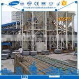 YIXIN HZS75 The Most Demanded Mobile Precast Concrete Plant Equipment Products Concrete Mixer Plant