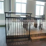 2015 fancy balcony railings steel grills design porch
